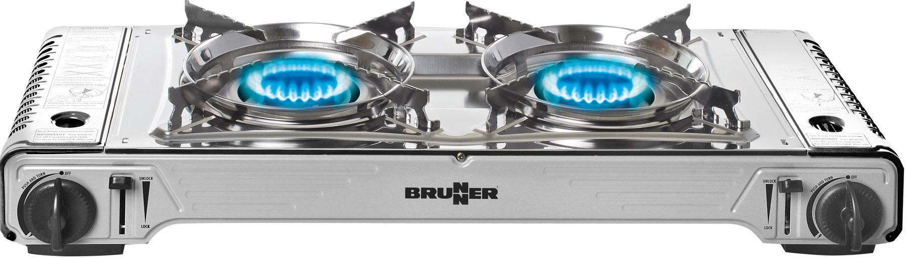 BRUNNER Devil Double Grill 0708017N