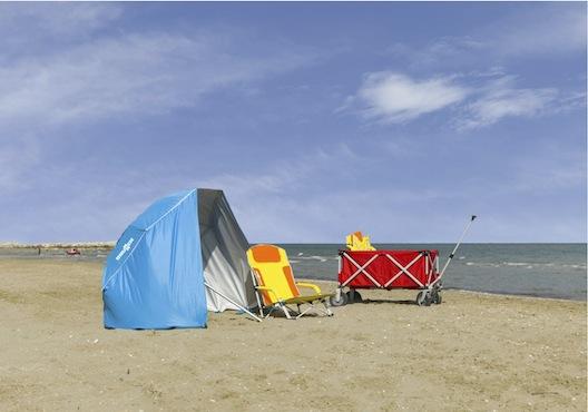 BRUNNER Beach Parsol