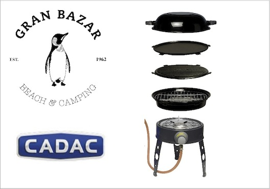 CADAC Safari Chef