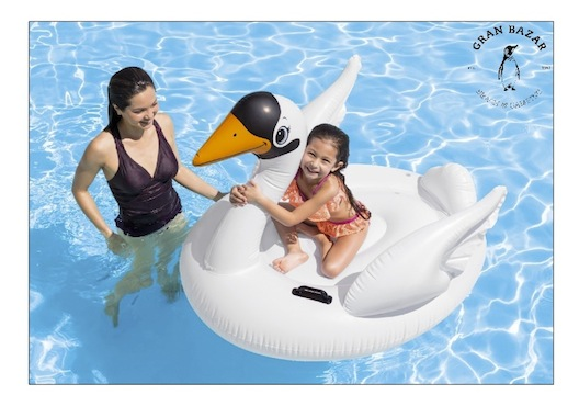 Intex Ride-On Swan 57557