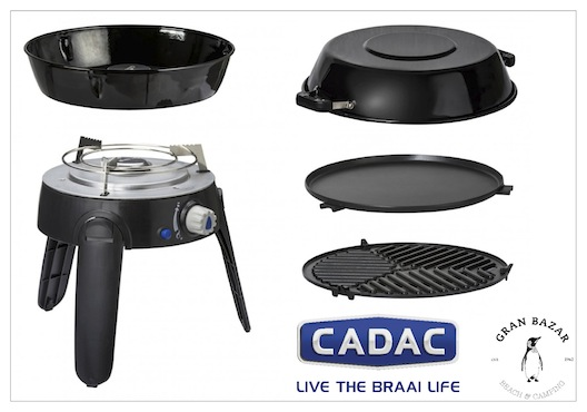 CADAC Safari Chef